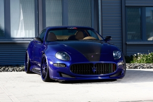 You can choose the color of the Maserati yourself