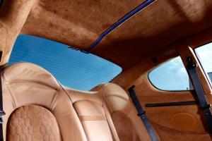 Dachhimmel aus Leder für den Maserati 4200