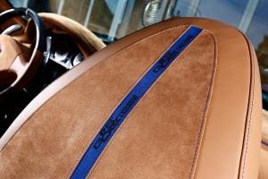 Exlusive kleine Veredelungen im Innenraum machen Ihren Maserati 4200 zum Einzelstück