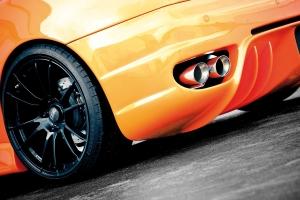 Ein Klappenauspuff für den Maserati 4200 rundet die Soundkulisse des Wagens zusätzlich ab