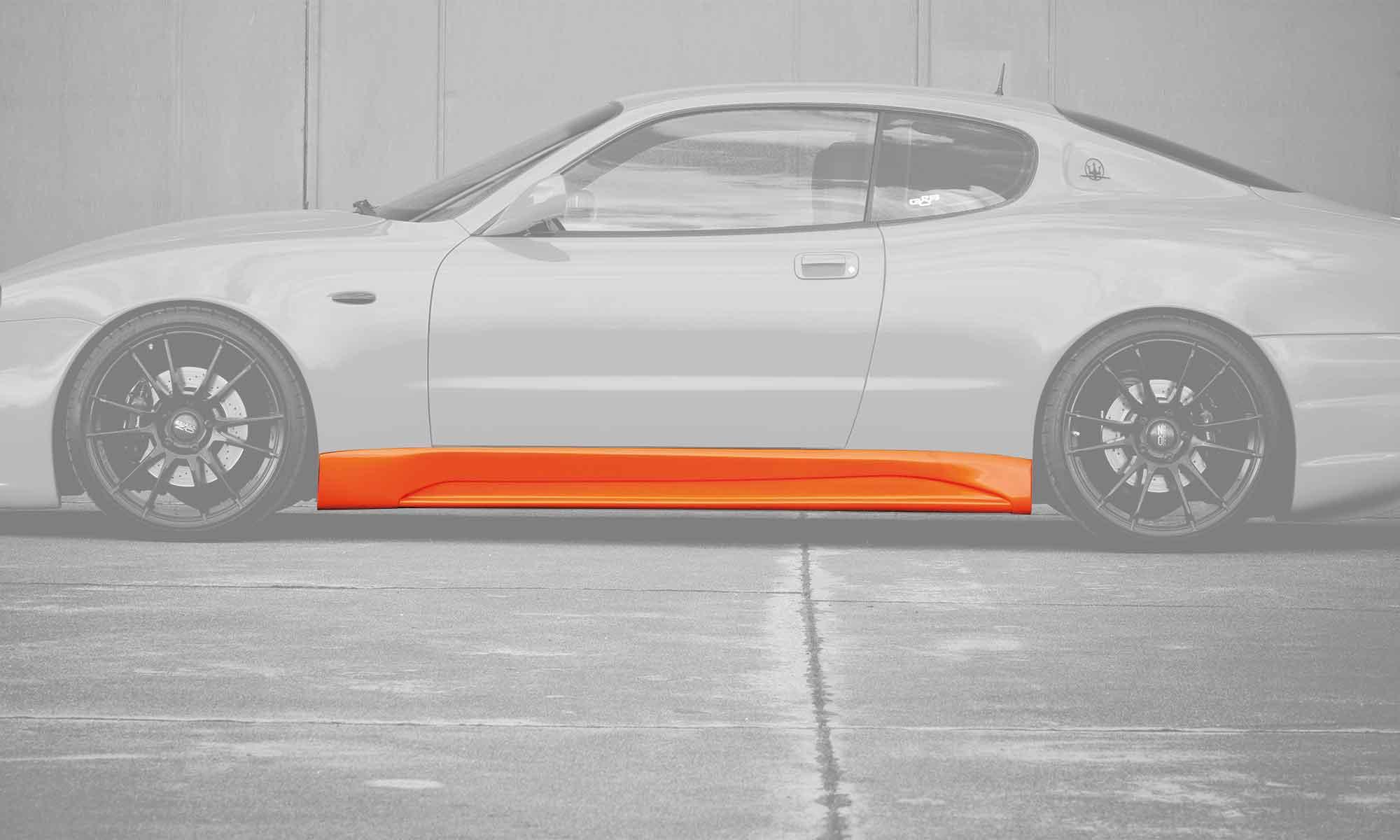 Seitenschweller für Maserati 4200 EVO