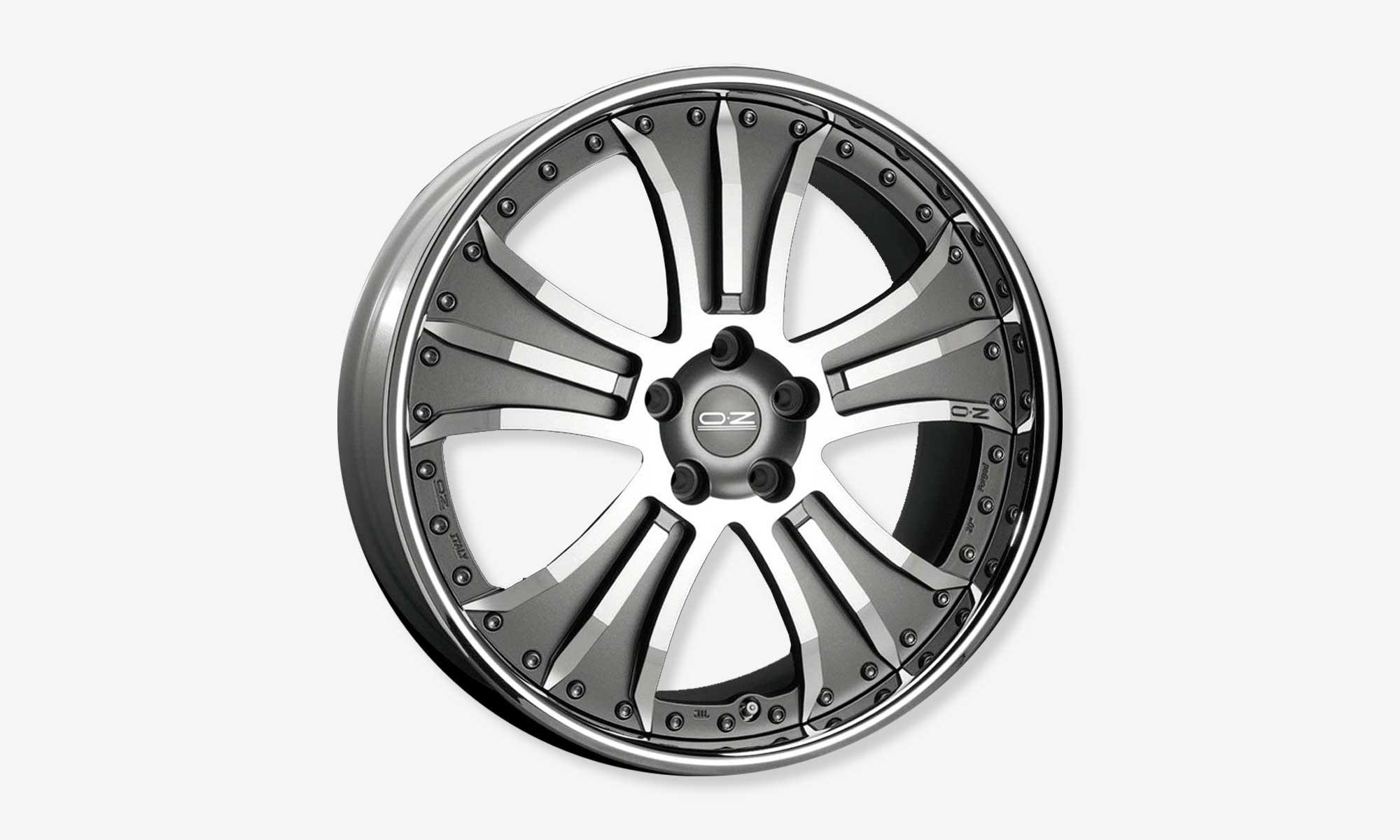 Leichtmetallräder Granturismo für Maserati 4200 EVO