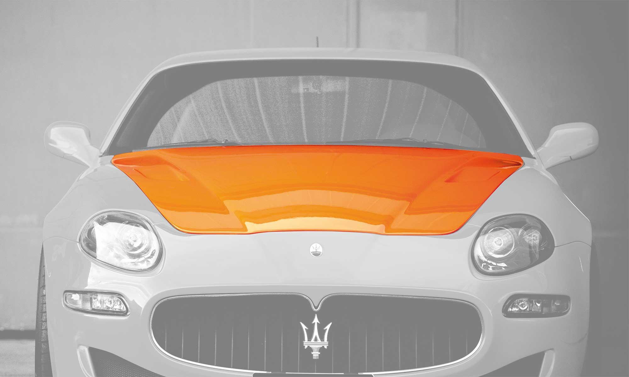 Motorhaube für Maserati 4200 EVO