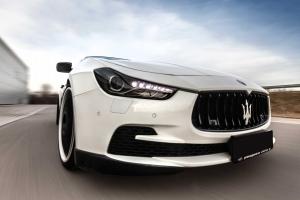 Die G&S-Tronic Plug and Play Leistungssteigerung für Ihren Maserati Ghibli sorgt für noch mehr Leistung und PS an Ihrem Fahrzeug