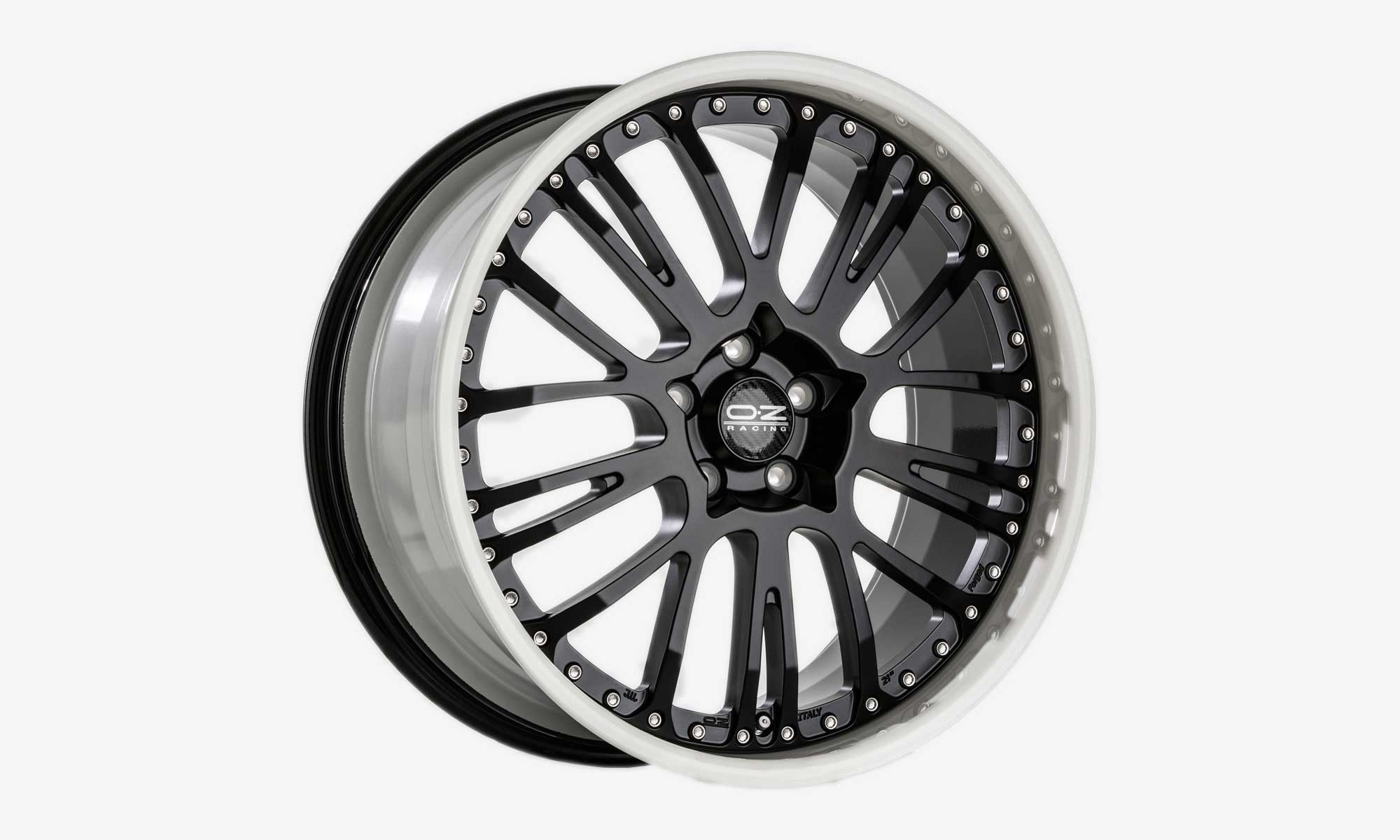 OZ Light alloy wheels Botticelli III for Maserati Ghibli EVO