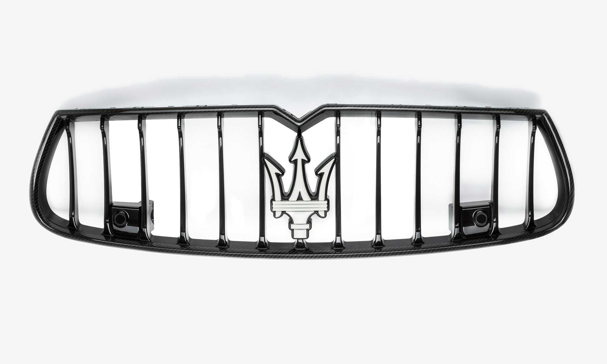 Frontgrill für Maserati Ghibli EVO