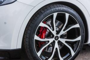 Alloy wheels for the Maserati Levante Evo