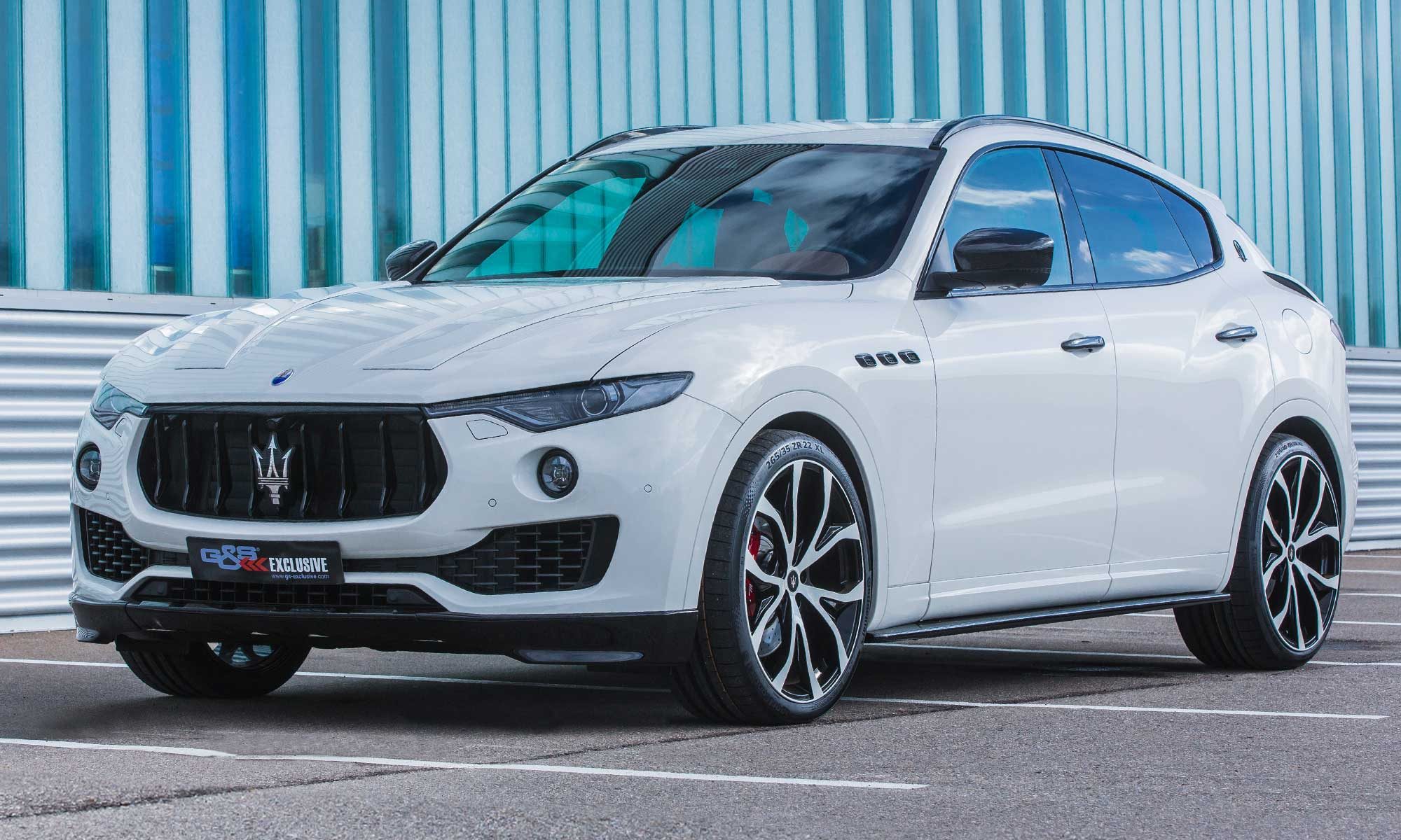 Maserati Tuning for Levante, Ghibli und 4200