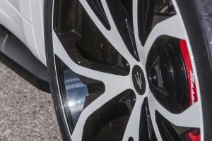 Exclusive 22-inch alloy wheels for the Maserati Levante